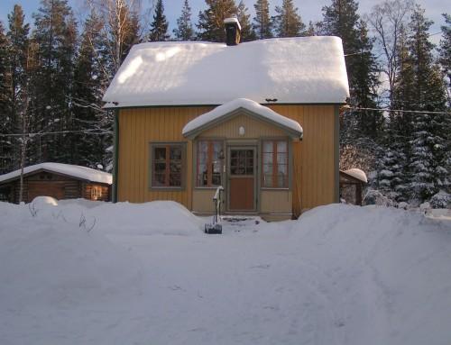 NEU: original Schwedenhaus